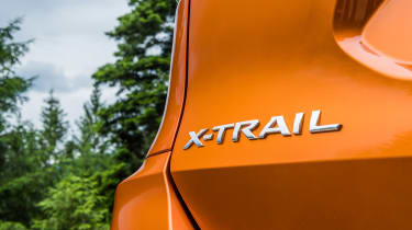 Nissan X-Trail - X-Trail badge