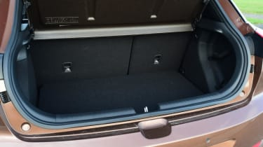 Used Hyundai i20 - boot