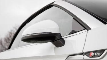 Audi A5 Cabriolet - wing mirror