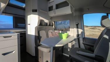 Volkswagen Grand California - interior