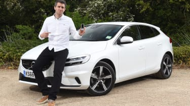 Volvo V40 long-term test review