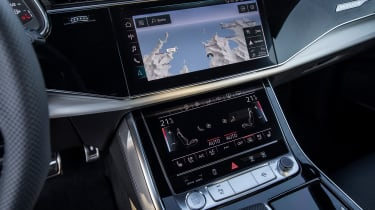 Audi Q7 55 TFSI - navigation