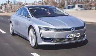 Volkswagen XL3 - front (exclusive image)