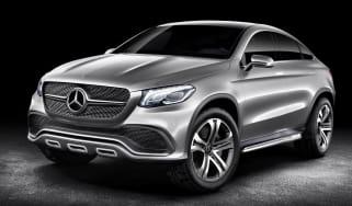 Mercedes X6 rival