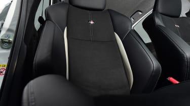 Toyota Yaris GR Sport - seats