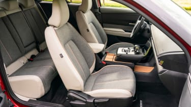 Mazda MX-30 - seats