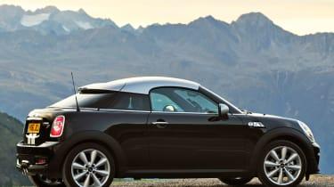 MINI Cooper SD Coupe profile
