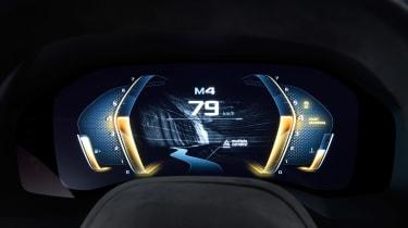 BMW Concept 8 Series - virtual cockpit