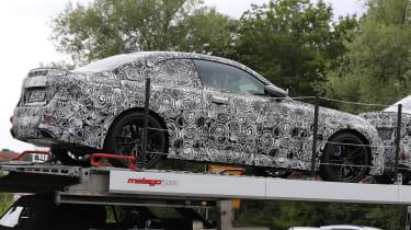 BMW 2 Series spy - side