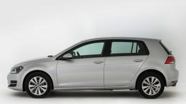 VW Golf Mk7 - side