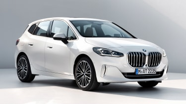 BMW 2 Series Active Tourer - front static