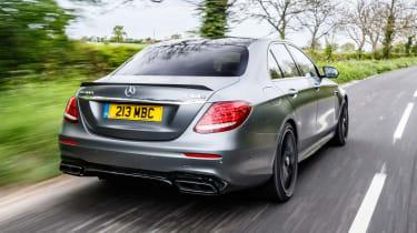 Mercedes-AMG E 63 S - rear
