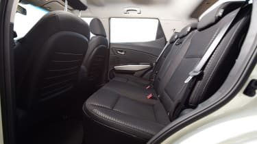 SsangYong Tivoli - rear seats