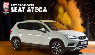 New Car Awards 2016: Crossover of the Year - SEAT Ateca