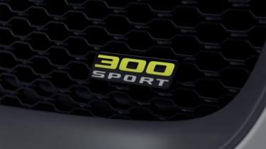 Jaguar F-Pace 300 Sport - badge