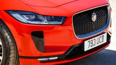 Jaguar I-Pace - grille