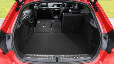 BMW 120d - boot