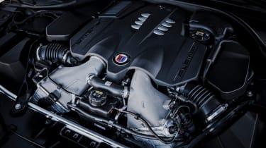 Alpina B8 Gran Coupe - engine