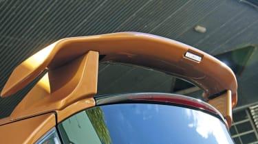 Honda CR-Z Mugen spoiler