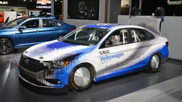 Volkswagen Bonneville Jetta - LA Motor Show