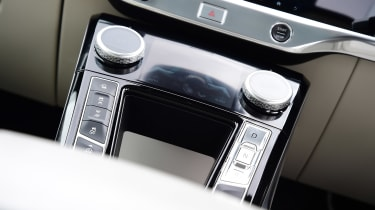 Jaguar I-Pace - interior detail