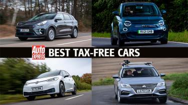 Best tax-free cars - header