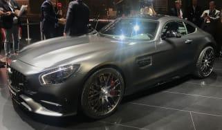 Mercedes-AMG GT C Edition 50 - show front quarter