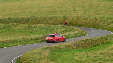 Road driving tips corner