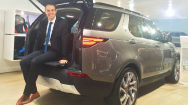 Best cars of the 2016 Paris Motor Show - Graham, Discovery