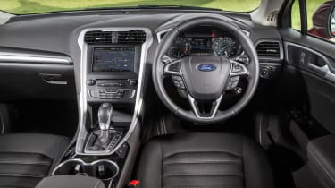 Ford Mondeo Estate interior