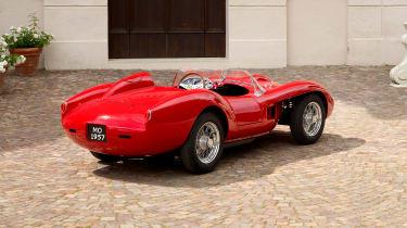 Ferrari 250 Testa Rossa EV replica