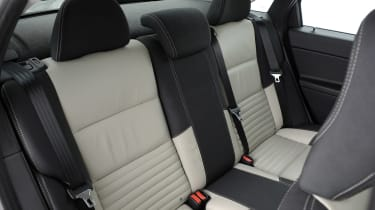 Used Volvo S40 - rear seats