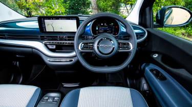 Fiat 500 - dash