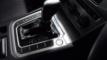 Volkswagen Passat Alltrack - gearlever