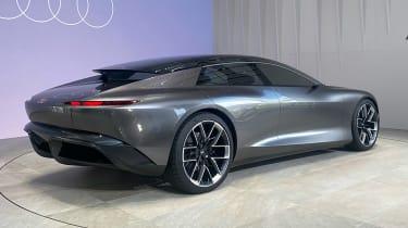 Audi Grandsphere - Munich rear