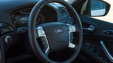 Used Ford S-MAX steering wheel