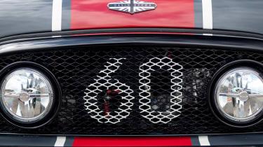 David Brown Automotive Oselli Mini - grille