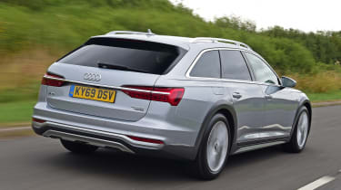 Audi A6 Allroad - rear