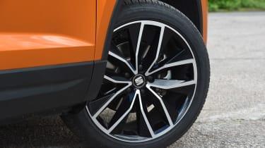 SEAT Ateca - wheel detail