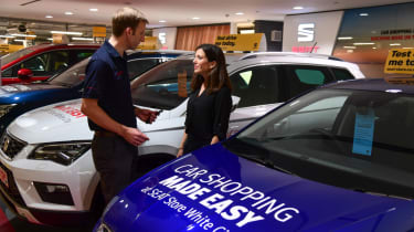 The new way of buying a car - easy to test drive
