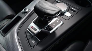 Audi RS 5 - transmission