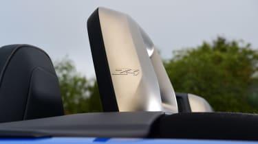 BMW Z4 M40i - detail