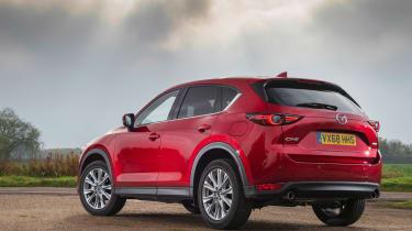2019 Mazda CX-5 - rear