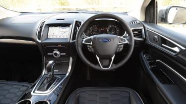 Ford Edge Vignale - dash