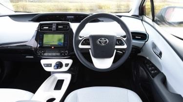 Toyota Prius - dash
