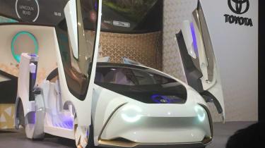 Toyota Concept I - 1