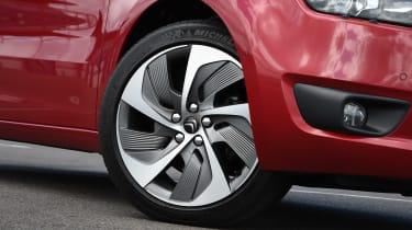 Citroen Grand C4 Picasso wheel