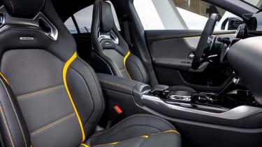 Mercedes-AMG CLA 45 - interior