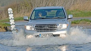UK Floods: fording isn't advised