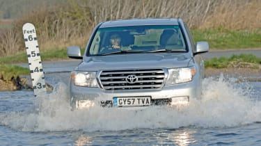UK Floods: fording isn't advised